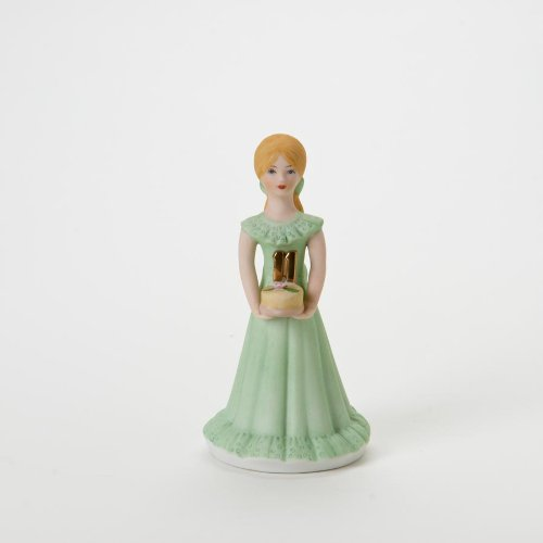 Enesco Growing Up Girls Blonde Age 11 Figurine