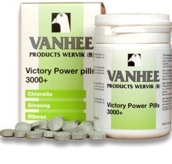 Vanhee Victory Power Pills 3000+ 150 pills. Energy and resistance-supporting vitamin preparation. For Pigeons, Birds & Poultry