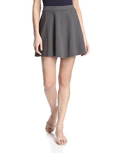 Velvet Women's Flared Mini Skirt