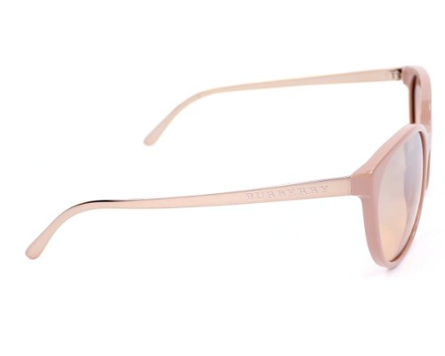 Burberry  Burberry 4146 32813D Nude 4146 Spark Cats Eyes Sunglasses Lens Category 2 Lens