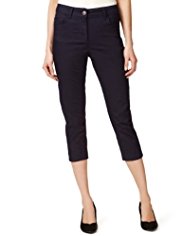 M&S Collection 5 Pocket Cropped Denim Jeggings