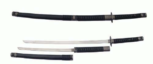 "42"" Two Blade Samurai Sword"