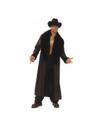 Trick Daddy Costume - Large - Chest Size 44-46