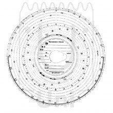 DIA.SCHEIBE 24STD-100KM - 254.05.16 - MB ACTROS 1900.53.09.0000 -