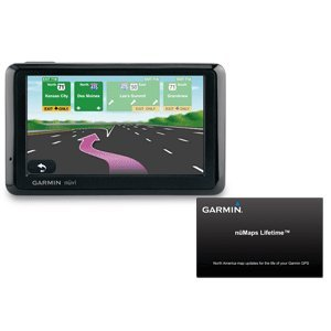 Garmin nüvi 1390/1390T 4.3-Inch Widescreen Bluetooth Portable GPS Navigator