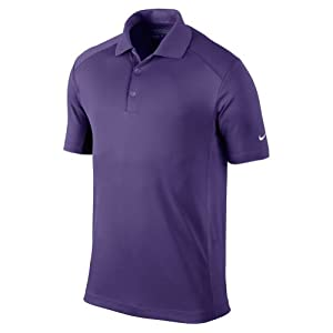 Nike Golf Men's Victory Polo COURT PURPLE/WHITE M