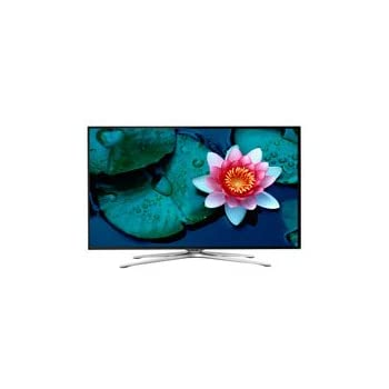 Samsung 46-Inch 1080p 60Hz Slim Smart LED HDTV  The new Samsung Smart TV F5500 lets you conveniently navigate your entire entertainment world on a central menu with five simple panels: On TV, On-Demand, your photos and music, social media an...
