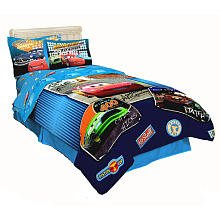 Jay Franco & Sons Inc. Disney's Cars Spotlight Twin Comforter at Sears.com