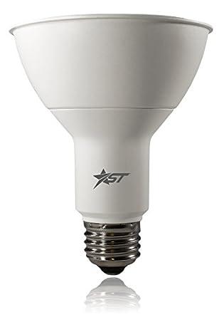Star Tech 11 Watt 75w Warm White 3000k Par30 Led Bulb Dimmable Flood Light Regular