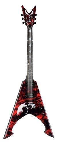 Dean Michael Amott Guitar, Tyrant Bloodstorm With Case