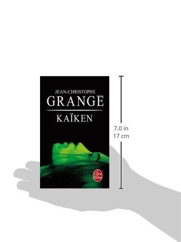 Kaiken jean christophe grange le livre de poche policier thriller francais ebay - Jean christophe grange kaiken ...