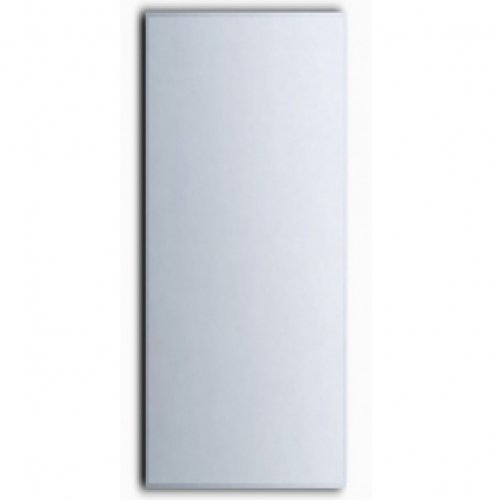 Wardrobe Door Mirror 120cm x 36cm - 5mm Shatterproof Acrylic Safety Mirror with strong adhesive pads
