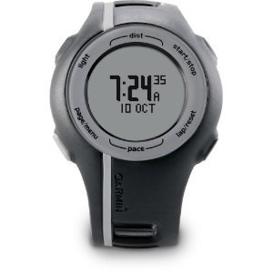 Garmin Forerunner 110 GPS-Enabled Unisex Sport Watch (Black) with Mini Tool Box (fs)