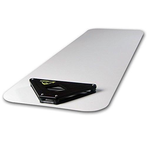 Boomerang-Passer-Trainingsboard-Eishockey-Schuss-Passtraining