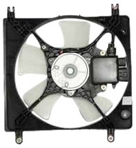 Tyc 600810 Mitsubishi Eclipse Replacement Radiator Cooling Fan Assembly