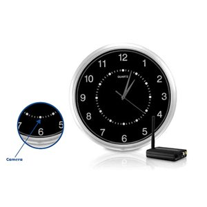 NEW Wireless Wall Clock Hidden Camera Kit (Observation Equipment)