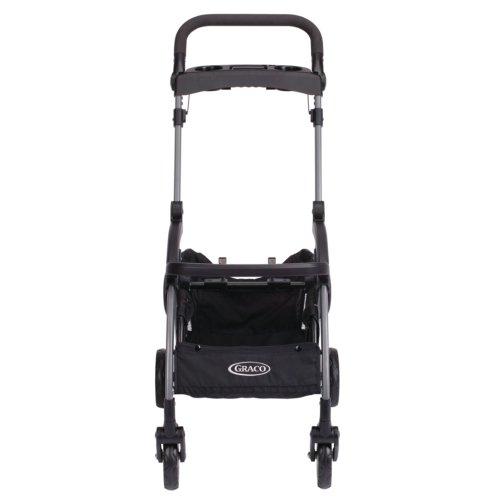 graco snugrider elite stroller and car seat carrier black. Black Bedroom Furniture Sets. Home Design Ideas