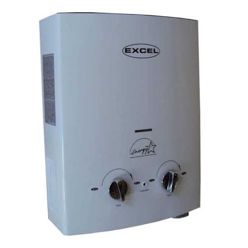 Excel Tankless Gas Water Heater 1 6 Gpm Lpg Propane Gas