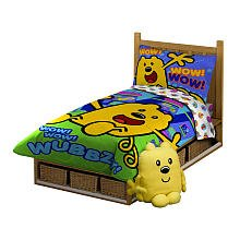 Fresh Wow Wow Wubbzy Piece Toddler Bedding Set