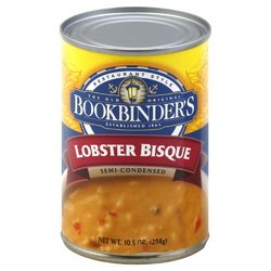 Bookbinders - Soup Lobster Bisque (Pack of 6) by Bookbinders