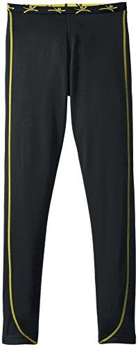 Terramar Kids 3.0 Genesis Fleece Pant, Black, Large
