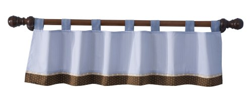 Lambs & Ivy Jake Window Valance