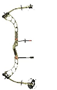 Buy Precision Shooting Equip 12 Brute X Black Camo Right Hand 29 70# (Bow Only) by PSE