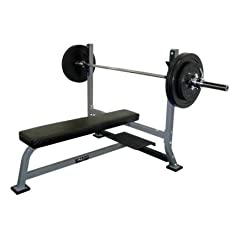 Valor Athletics Inc. BF - 7 Olympic Bench with Spotter by Valor