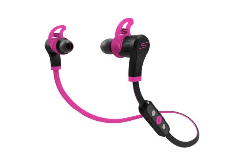 Sms Audio Sms-Ebbt-Sprt-Pnk Sync By 50 In-Ear Bluetooth Sport, Pink