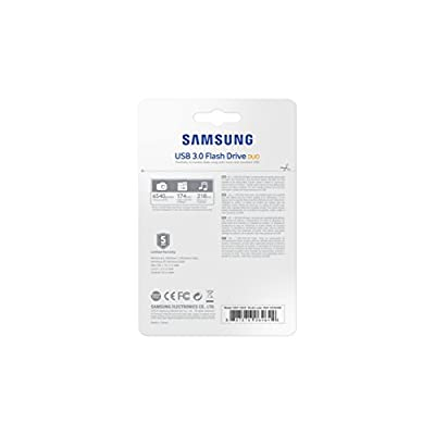 Samsung Duo 32GB Flash Drive