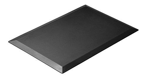 CumulusPRO Commercial Grade Anti-Fatigue Comfort Mat Area Mat 24-inch x 36-inch x 3/4-inch Black