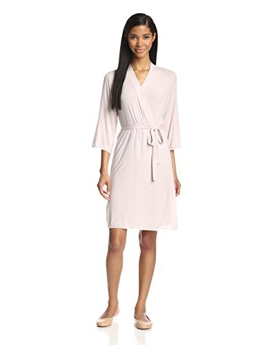 Addiction Douceur Women's Premium Jersey Bathrobe
