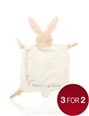 Guess How Much I Love You Bunny Comforter Toy