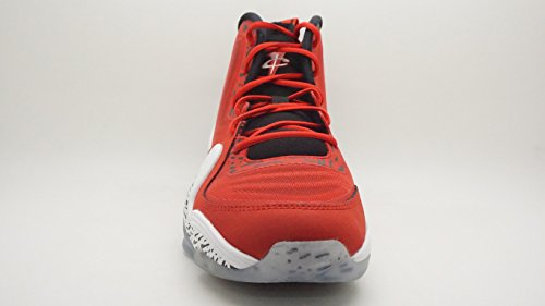[537640-600] NIKE AIR PENNY 5 (GS) GS SHOES UNVERSITY RED BLACK WHITE