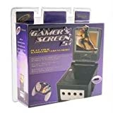 Intec Black Game Screen for GameCube