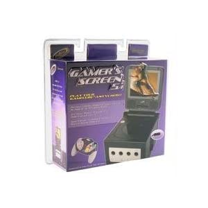 Cube Monitor Intec Black Game Screen For Gamecube Best Price