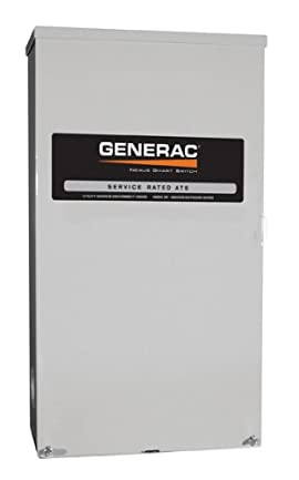 RTS-D-200-A3  Generac Nexus Smart Switch 200 Amp Automatic Transfer Switch (Service Entrance Rated) Nema 3R Outdoor** NOW  OBSOLETE** Replaced by Generac RTS-Y-200A3