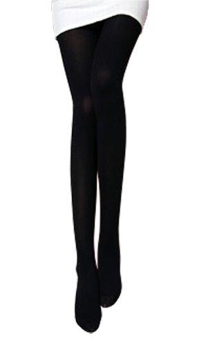 Amazon.co.jp: Zipangu あったか冬用 ベルベットタッチのタイツ 黒 80デニール M-Lサイズ ブラック 伝線しにくいタイツ 80D 【3足組】: 服&ファッション小物