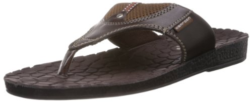 Liberty Coolers (From Liberty) Men's Flip Flops And Home Slippers (Black)