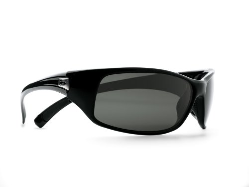 Unisex Bolle Recoil 8 Base Polarized Sporty Sunglasses