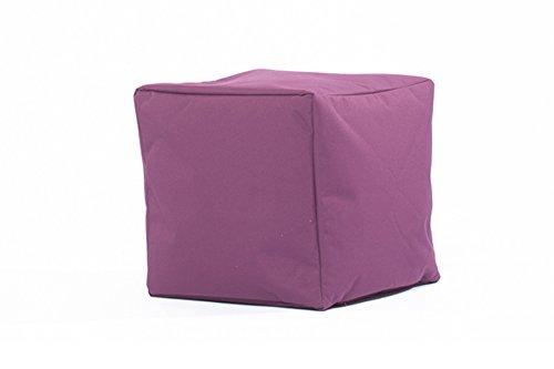 MAGMA Outdoor-Sitzsack Scuba Cube aubergine online kaufen
