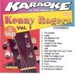 Chartbuster Karaoke: Kenny Rogers, Vol. 1