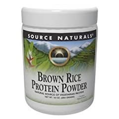 Source Naturals Brown Rice Protein Powder