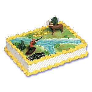 DEER HUNTER CAKE KIT FIELD & STREAM
