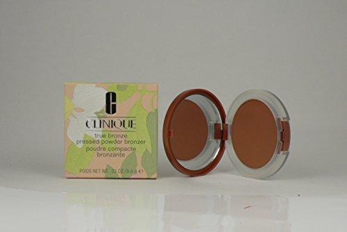 Clinique True Bronze Pressed Powder Terra Abbronzante In Polvere N 3 Sunblushed