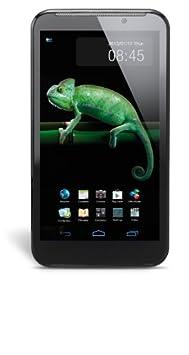 Yarvik Ingenia X1 Smartphone Bluetooth/Wi-Fi/USB Android 4.0.4 Ice Cream Sandwich 4 Go Noir