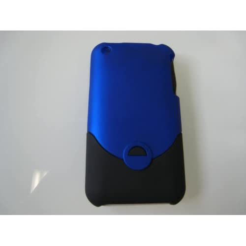 Iphone Hard Case DSB Black & Blue
