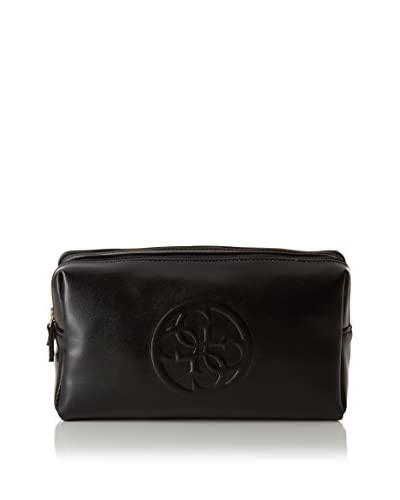 Guess Nécessaire Amy Double Zip Holdall [Nero]
