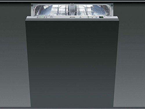 Smeg ST324ATL Lave-vaisselle 45 dB A+++ Gris, Argent