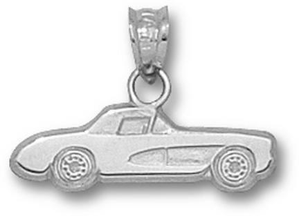 Chevy Corvette Classic Car 1/4